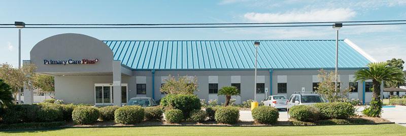 Primary Care Plus Westwego clinic location