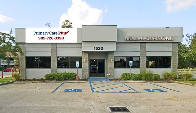 Primary Care Plus Opens New Clinic in Slidell